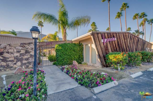 623 S Grenfall Road, Palm Springs, CA 92264 (MLS #19426896PS) :: Deirdre Coit and Associates