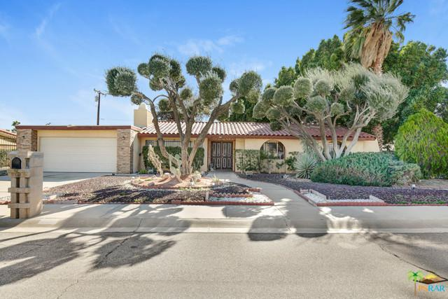 2841 E Vincentia Road, Palm Springs, CA 92262 (MLS #19426952PS) :: Brad Schmett Real Estate Group