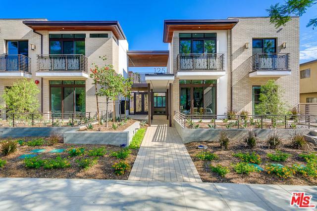 125 Hurlbut Street #206, Pasadena, CA 91105 (MLS #19427160) :: Hacienda Group Inc