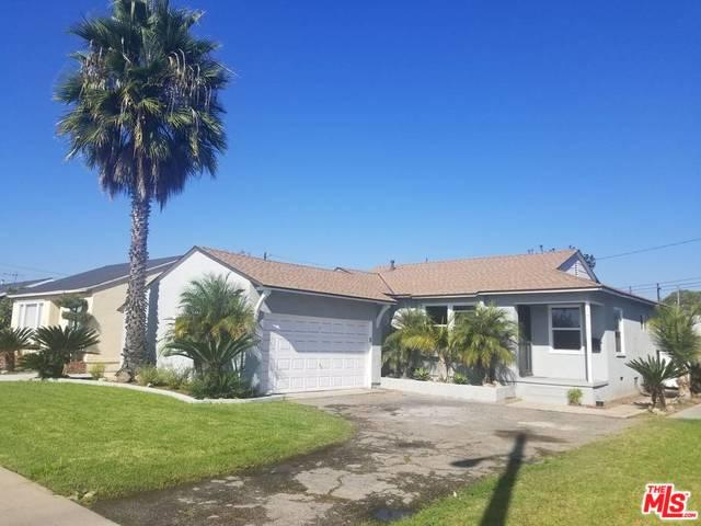 1711 W 153rd Street, Gardena, CA 90247 (MLS #19427626) :: Hacienda Group Inc