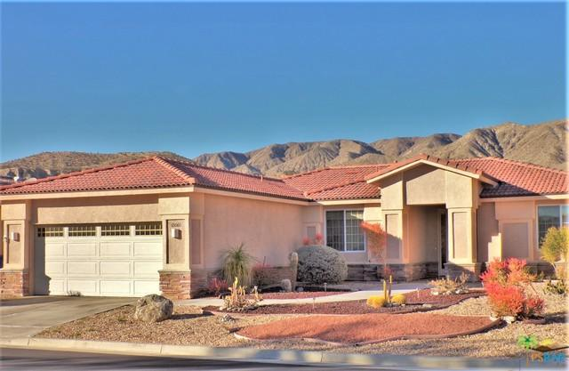65060 N Cliff Circle, Desert Hot Springs, CA 92240 (MLS #19428122PS) :: Brad Schmett Real Estate Group