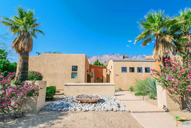 2125 N Girasol Avenue, Palm Springs, CA 92262 (MLS #19428388PS) :: Hacienda Group Inc