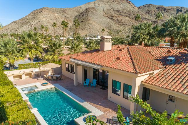 38171 E Bogert, Palm Springs, CA 92264 (MLS #19428462PS) :: Brad Schmett Real Estate Group