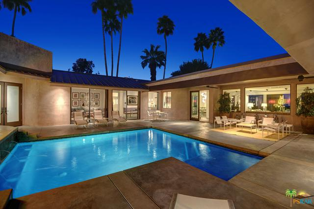 777 W Chino Canyon Road, Palm Springs, CA 92262 (MLS #19428602PS) :: Brad Schmett Real Estate Group