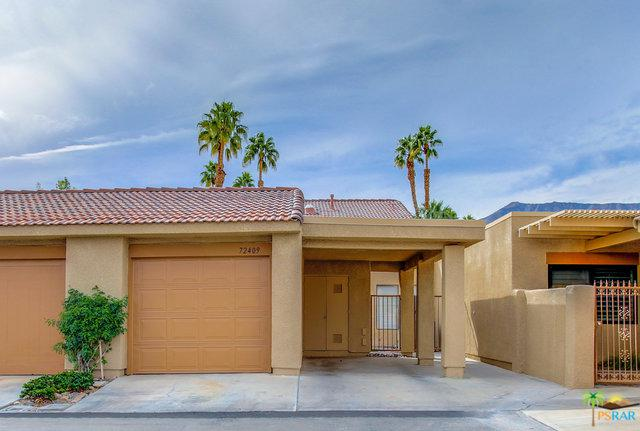 72409 Glenview Circle, Palm Desert, CA 92260 (MLS #19428818PS) :: Hacienda Group Inc