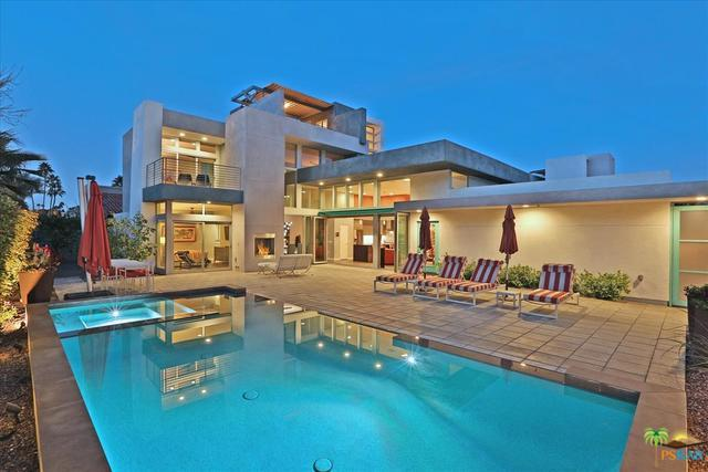 1008 Amore Drive, Palm Springs, CA 92262 (MLS #19429082PS) :: Brad Schmett Real Estate Group