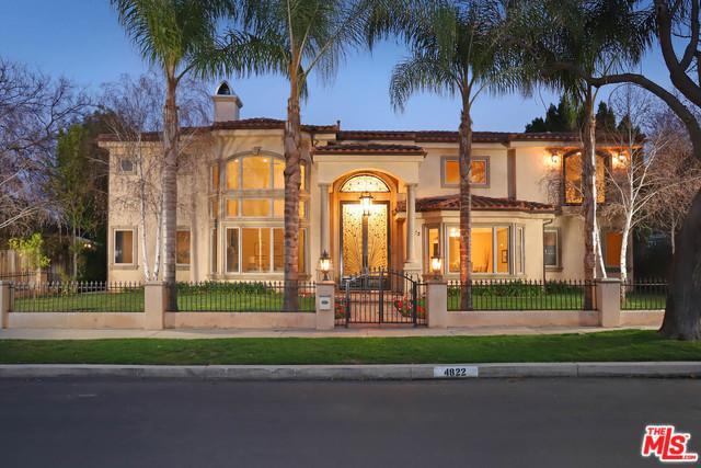 4822 Valjean Avenue, Encino, CA 91436 (MLS #19429260) :: Hacienda Group Inc