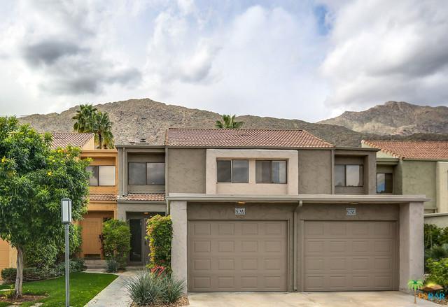 2027 S Ramitas Way, Palm Springs, CA 92264 (MLS #19429378PS) :: Brad Schmett Real Estate Group