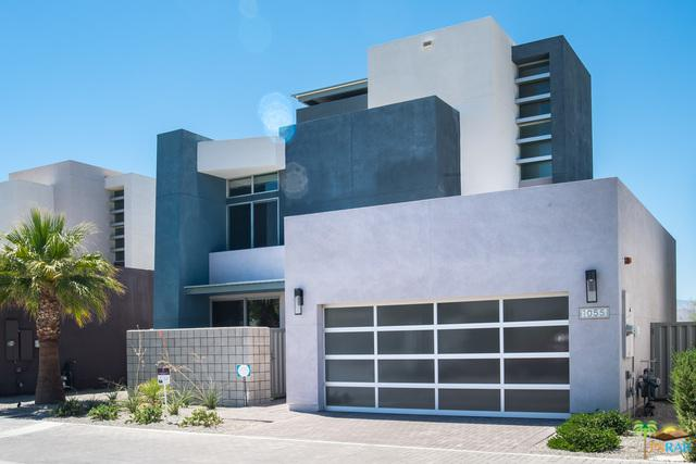 1055 Ziel Drive, Palm Springs, CA 92262 (MLS #19429536PS) :: Deirdre Coit and Associates