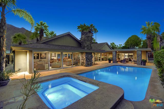 1254 N Vista Vespero, Palm Springs, CA 92262 (MLS #19430184PS) :: Brad Schmett Real Estate Group