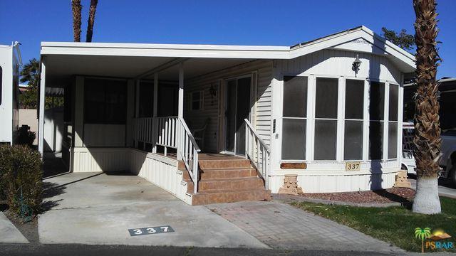 69801 Ramon Road #337, Cathedral City, CA 92234 (MLS #19430298PS) :: Brad Schmett Real Estate Group