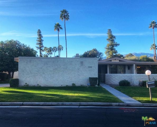 2197 Casitas Way, Palm Springs, CA 92264 (MLS #19430342PS) :: The Jelmberg Team