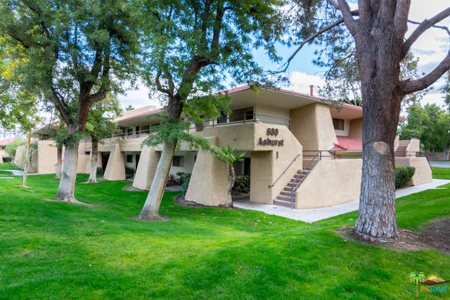 680 N Ashurst Court #106, Palm Springs, CA 92262 (MLS #19430976PS) :: Brad Schmett Real Estate Group