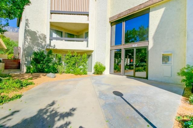 1510 S Camino Real 111A, Palm Springs, CA 92264 (MLS #19431430PS) :: Hacienda Group Inc