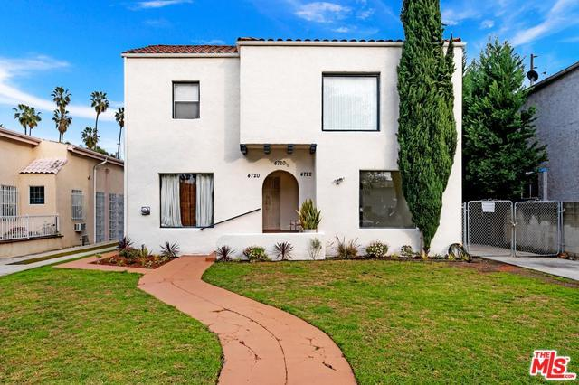 4720 7th Avenue, Los Angeles (City), CA 90043 (MLS #19431756) :: Deirdre Coit and Associates