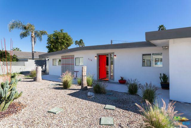 710 S Palm Avenue, Palm Springs, CA 92264 (MLS #19431856PS) :: Brad Schmett Real Estate Group