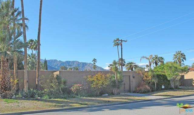 1380 E El Alameda, Palm Springs, CA 92262 (MLS #19431920PS) :: Brad Schmett Real Estate Group