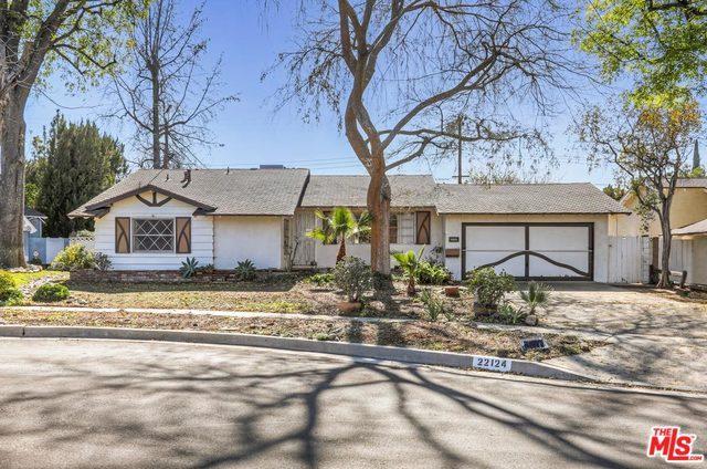 22124 Baltar Street, Canoga Park, CA 91304 (MLS #19431944) :: Hacienda Group Inc