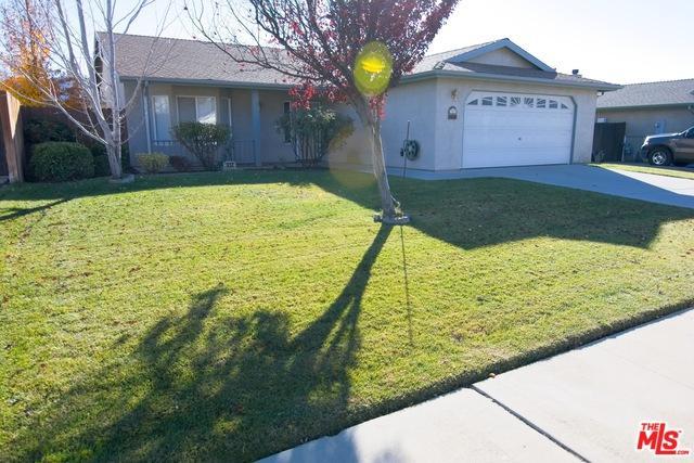 412 Apple Way, Tehachapi, CA 93561 (MLS #19431996) :: The John Jay Group - Bennion Deville Homes