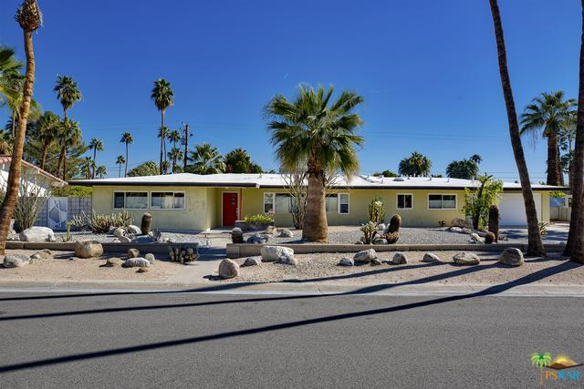 402 N Sunset Way, Palm Springs, CA 92262 (MLS #19432876PS) :: Brad Schmett Real Estate Group
