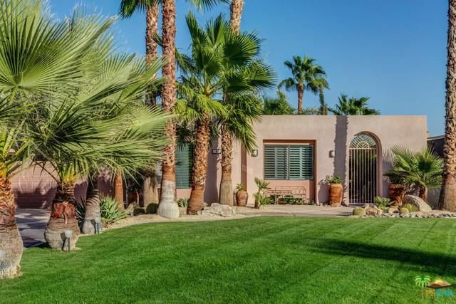 4 Via Haciendas, Rancho Mirage, CA 92270 (MLS #19432914PS) :: Brad Schmett Real Estate Group