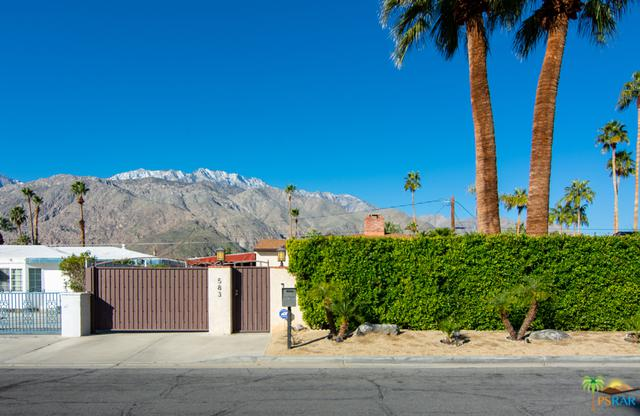 583 N Calle Rolph, Palm Springs, CA 92262 (MLS #19433072PS) :: Brad Schmett Real Estate Group