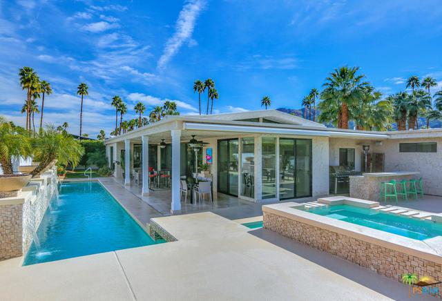 1304 E Sierra Way, Palm Springs, CA 92264 (MLS #19433122PS) :: Brad Schmett Real Estate Group