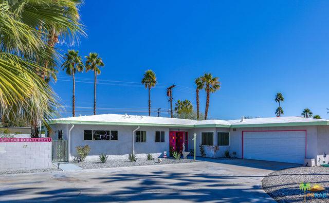 462 N Farrell Drive, Palm Springs, CA 92262 (MLS #19433124PS) :: Brad Schmett Real Estate Group