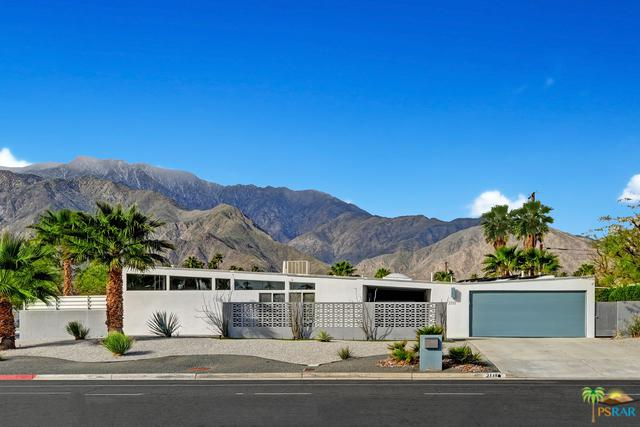 2111 N Avenida Caballeros, Palm Springs, CA 92262 (MLS #19433140PS) :: Brad Schmett Real Estate Group