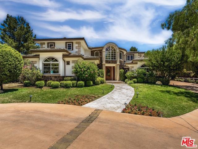 6080 John Muir Road, Hidden Hills, CA 91302 (MLS #19433304) :: The John Jay Group - Bennion Deville Homes