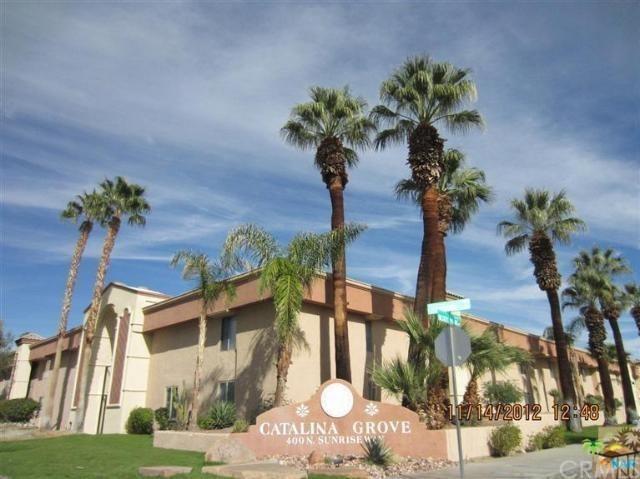 400 N Sunrise Way #241, Palm Springs, CA 92262 (MLS #19433430PS) :: Hacienda Group Inc
