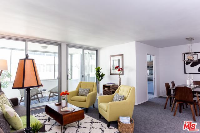 8701 Delgany Avenue #209, Playa Del Rey, CA 90293 (MLS #19433486) :: Hacienda Group Inc