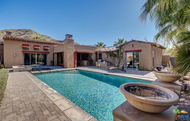 1036 Monte Verde, Palm Springs, CA 92264 (MLS #19433730PS) :: Brad Schmett Real Estate Group