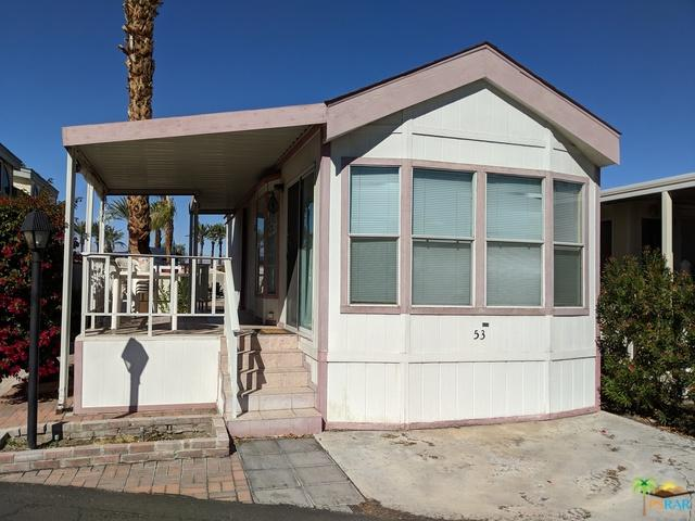 69801 Ramon Road #53, Cathedral City, CA 92234 (MLS #19433878PS) :: Brad Schmett Real Estate Group