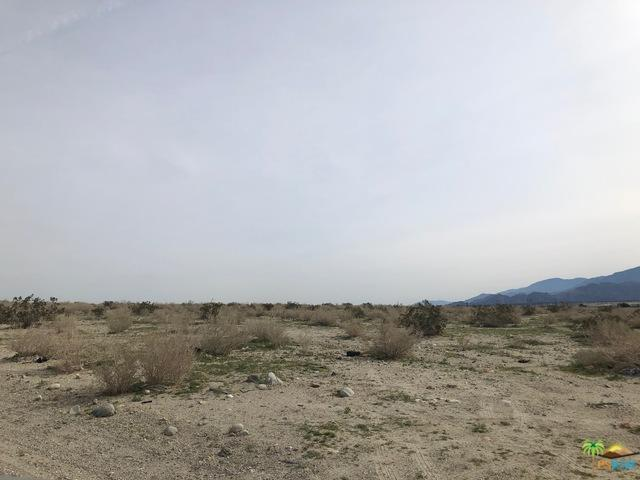 0 1/4 Of Sec 8 T4s R6e, Thousand Palms, CA 92276 (MLS #19433968PS) :: Hacienda Group Inc