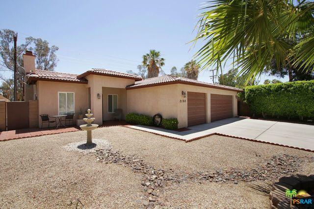 2196 Marguerite Street, Palm Springs, CA 92264 (MLS #19434338PS) :: The Jelmberg Team