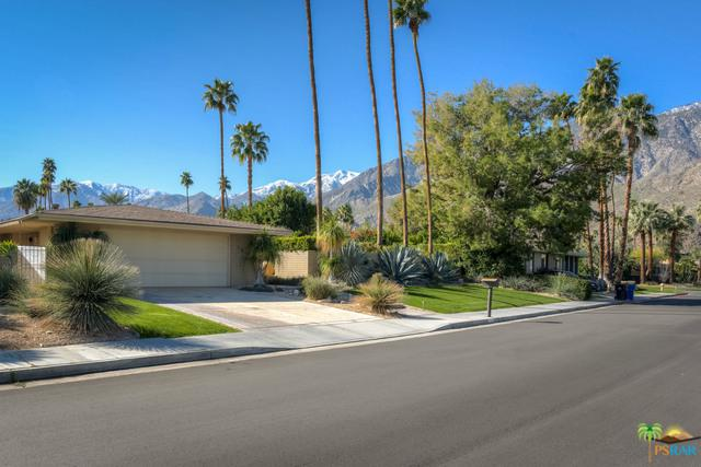 1033 E Sierra Way, Palm Springs, CA 92264 (MLS #19434396PS) :: Brad Schmett Real Estate Group