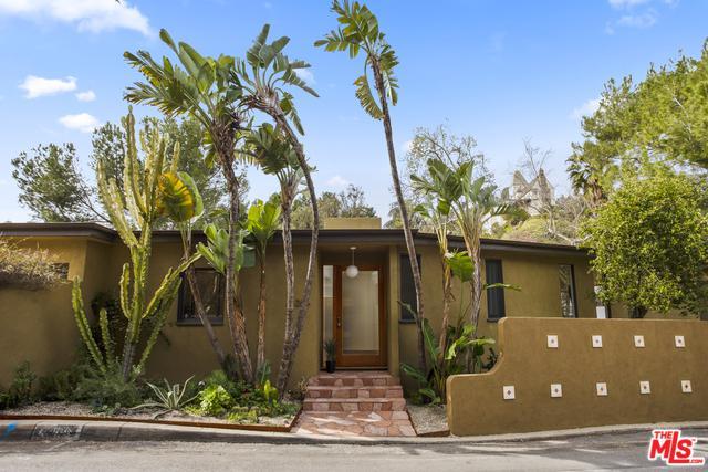 6266 Rodgerton Drive, Los Angeles (City), CA 90068 (MLS #19434418) :: Hacienda Group Inc