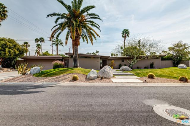 480 N Monterey Road, Palm Springs, CA 92262 (MLS #19434616PS) :: The Jelmberg Team