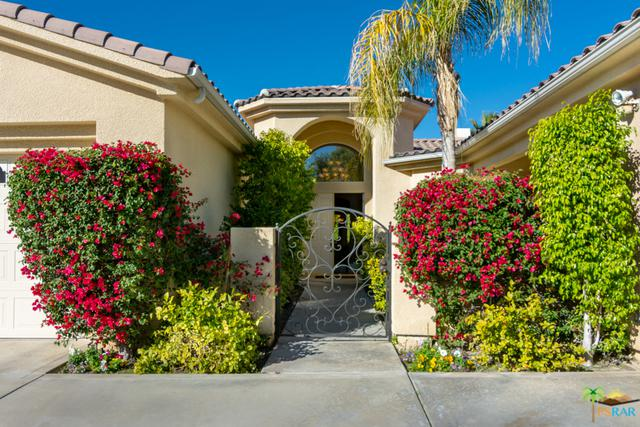6 Channel Court, Rancho Mirage, CA 92270 (MLS #19434658PS) :: The Jelmberg Team