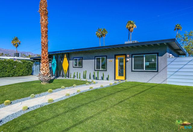 4018 E Paseo Luisa, Palm Springs, CA 92264 (MLS #19434706PS) :: Brad Schmett Real Estate Group