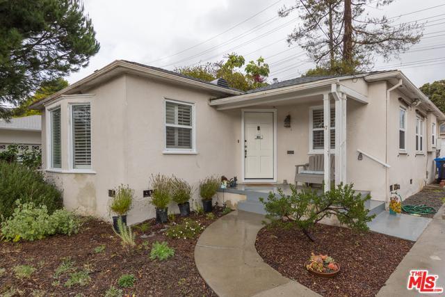 4174 Jasmine Avenue, Culver City, CA 90232 (MLS #19435108) :: Hacienda Group Inc