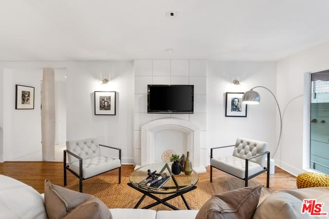 8490 Fountain Avenue #202, West Hollywood, CA 90069 (MLS #19435154) :: The John Jay Group - Bennion Deville Homes