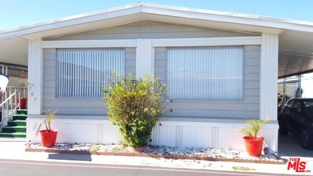 8811 Canoga #305, Canoga Park, CA 91304 (MLS #19435740) :: Hacienda Group Inc