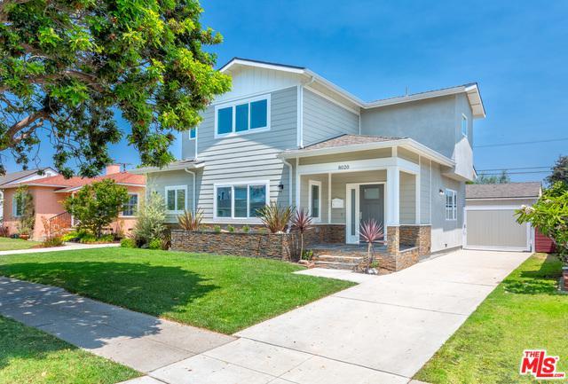 8020 Campion Drive, Los Angeles (City), CA 90045 (MLS #19435794) :: Hacienda Group Inc