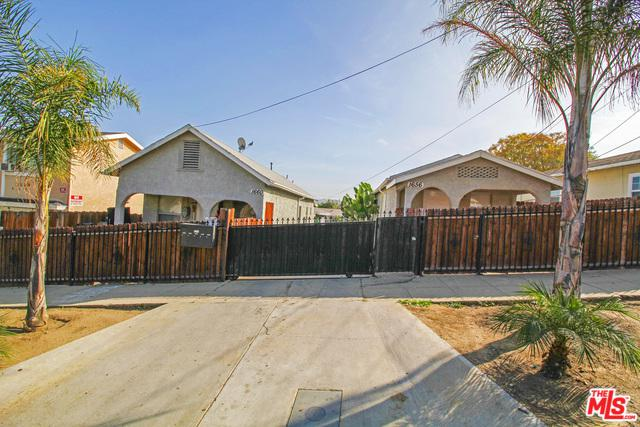 1656 Ricardo Street, Los Angeles (City), CA 90033 (MLS #19435832) :: Hacienda Group Inc