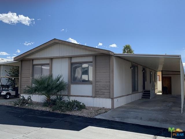 17640 Corkill Road #72, Desert Hot Springs, CA 92241 (MLS #19436070PS) :: Hacienda Group Inc