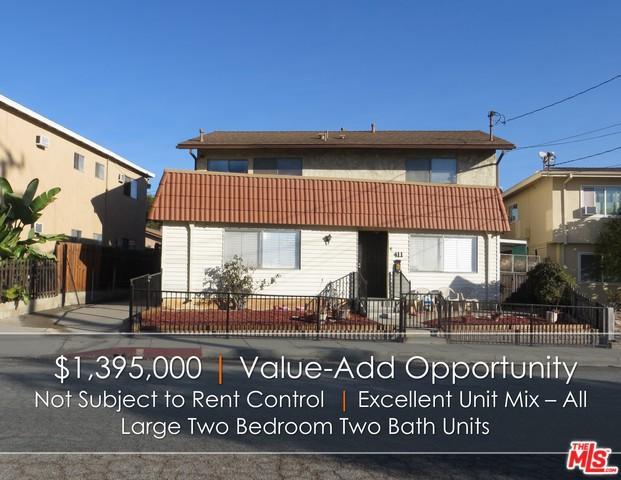 411 Clary Avenue A, San Gabriel, CA 91776 (MLS #19436958) :: Deirdre Coit and Associates