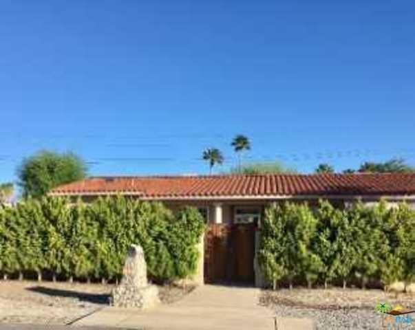 502 W Pico Road, Palm Springs, CA 92262 (MLS #19437590PS) :: Brad Schmett Real Estate Group