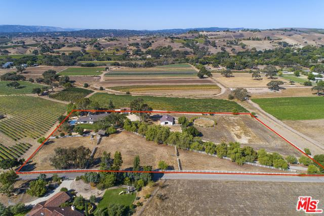 2660 Ontiveros Road, Santa Ynez, CA 93460 (MLS #19437870) :: The John Jay Group - Bennion Deville Homes
